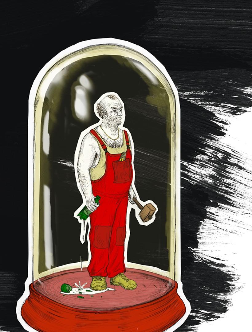 Edouard Louis: Wer hat meinen Vater umgebracht