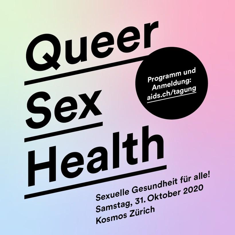 QUEER | SEX | HEALTH