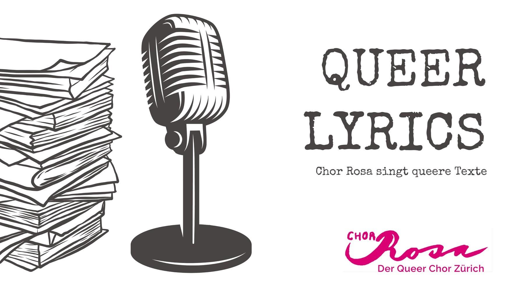 Chor ROSA - Queer Lyrics