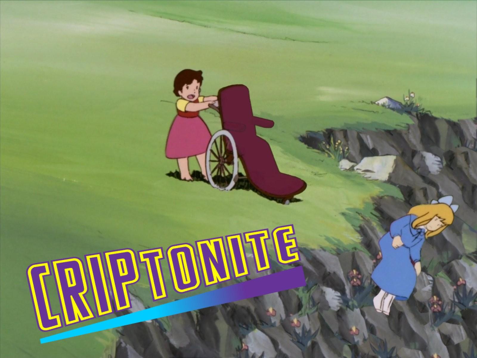Criptonite Goes Extra Swiss