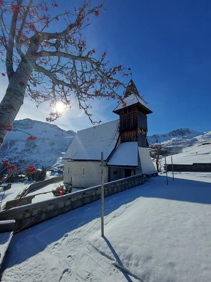24 Dez. 2020 Weihnachtessen Villa Bernau Wabern