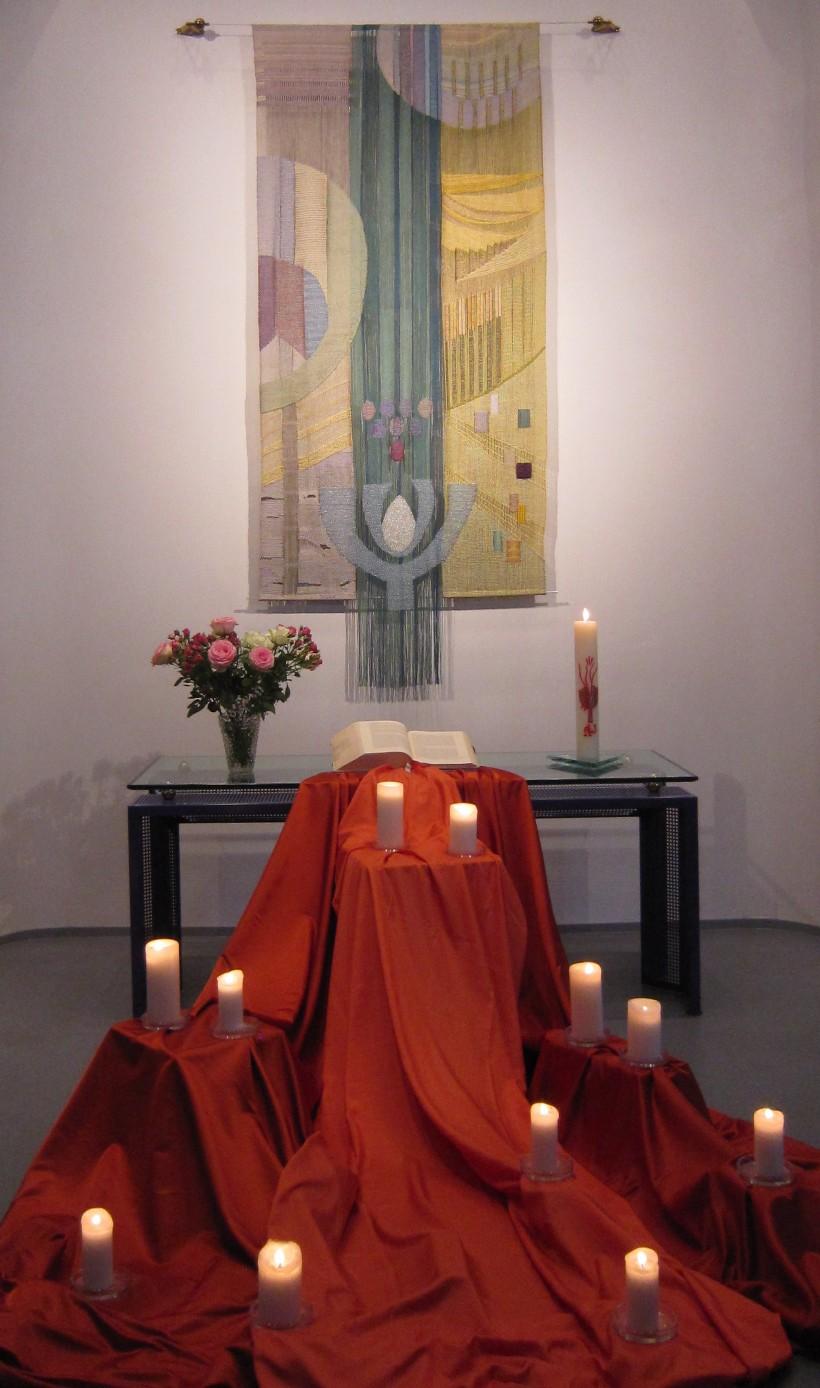 Regenbogenkirche: Taizégottesdienst