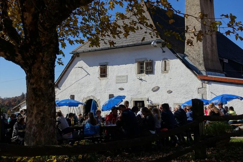 Wanderung über den Sonnenberg bei Möhlin