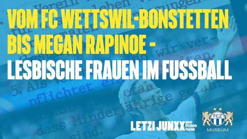 Vom FC Wettswil-Bonstetten bis Megan Rapinoe